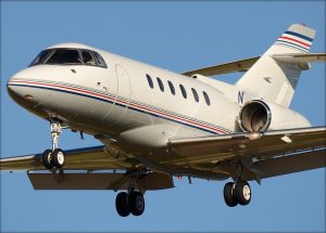 Hawker Business Jet