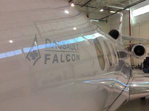 Dassault Falcon 8X - Altivation Aircraft