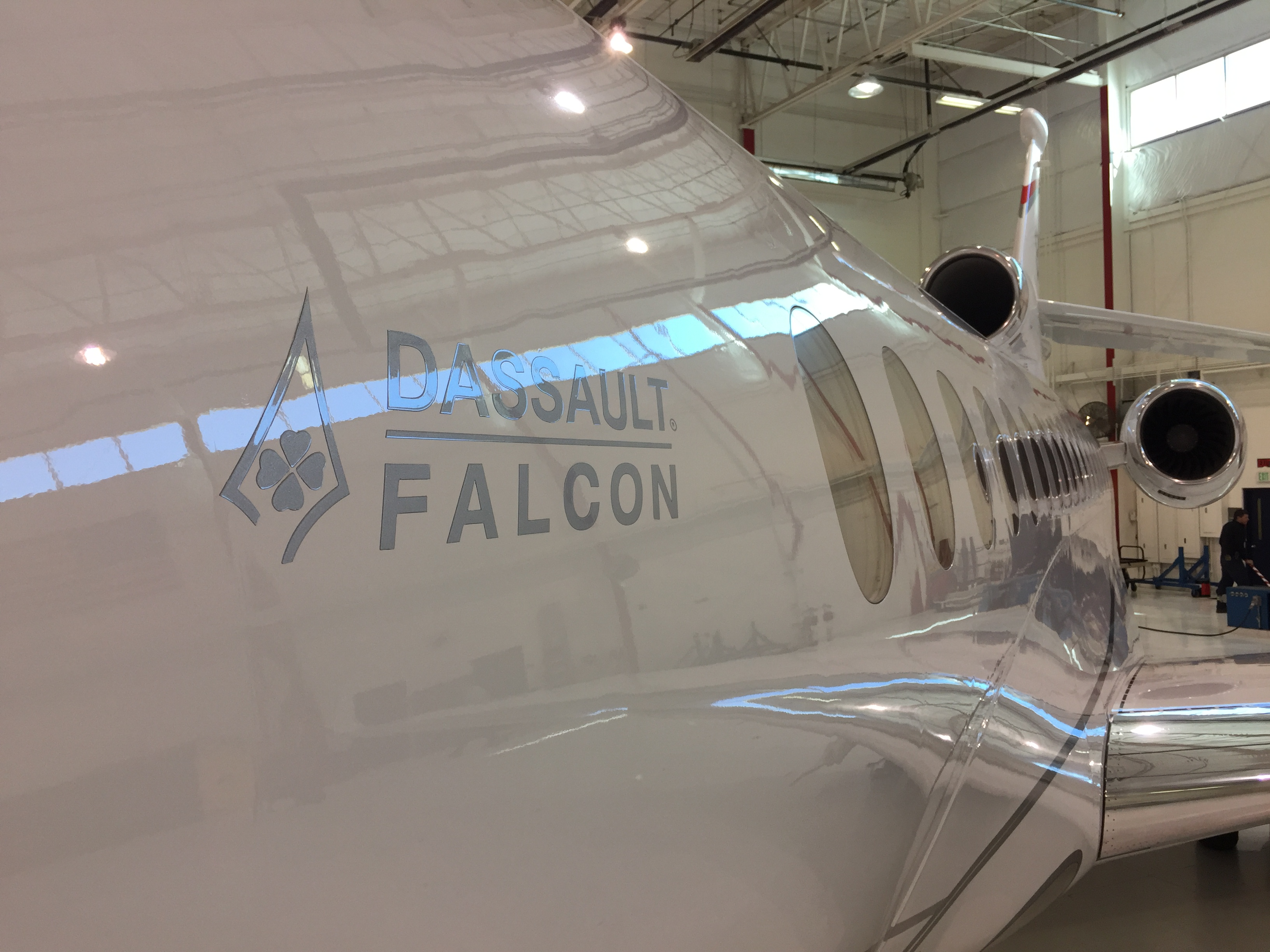 Dassault Falcon 8X - Altivation Aircraft