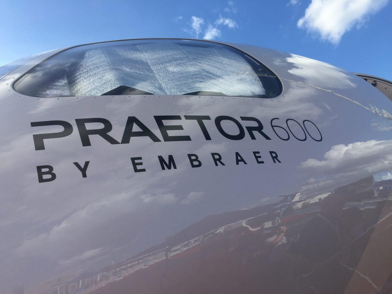 Embraer Praetor 600 Logo - Altivation Aircraft