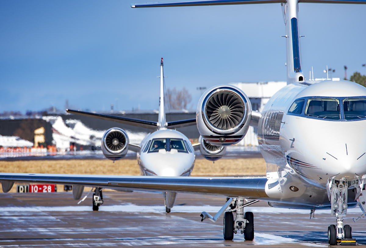 Business Jets - Altivation Aircraft