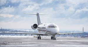 Challenger 650 Private Jet