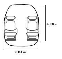 Grand Caravan Cross Section