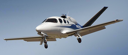 Cirrus Vision Jet - Altivation Aircraft