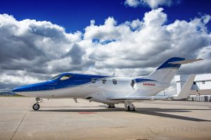 Altivation Aircraft Honda Jet