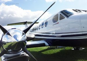 King Air 350iER