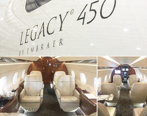 Legacy 450