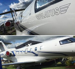 Pilatus PC-24 - Altivation Aircraft