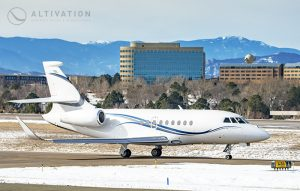 Falcon 2000 Altivation