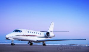 Citation Sovereign Altivation Aircraft