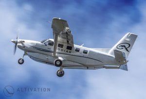 Quest Kodiak Takeoff