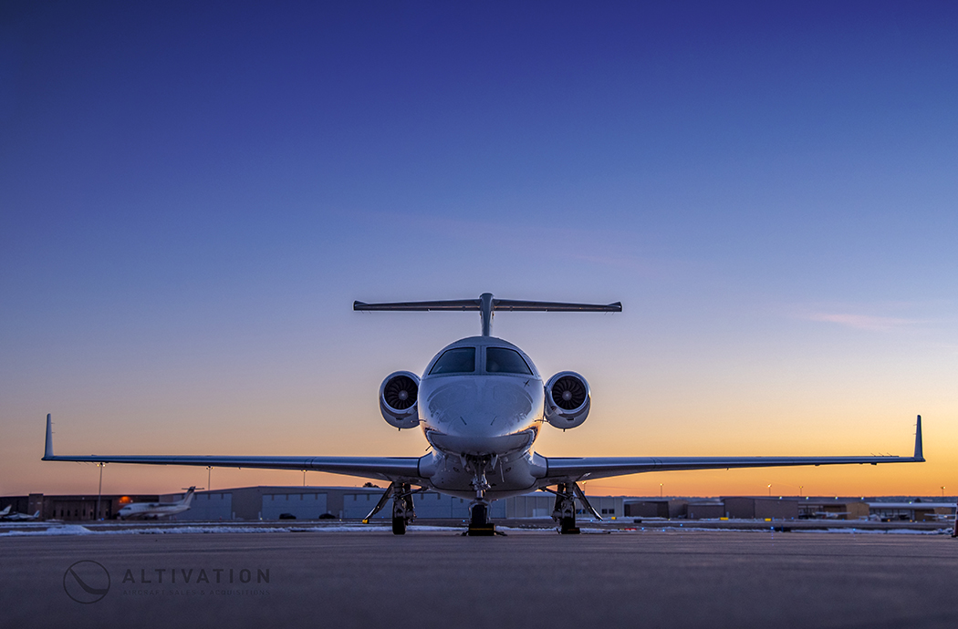 Phenom 300 Business Jet