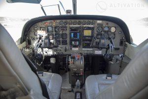 2002 Caravan Cockpit