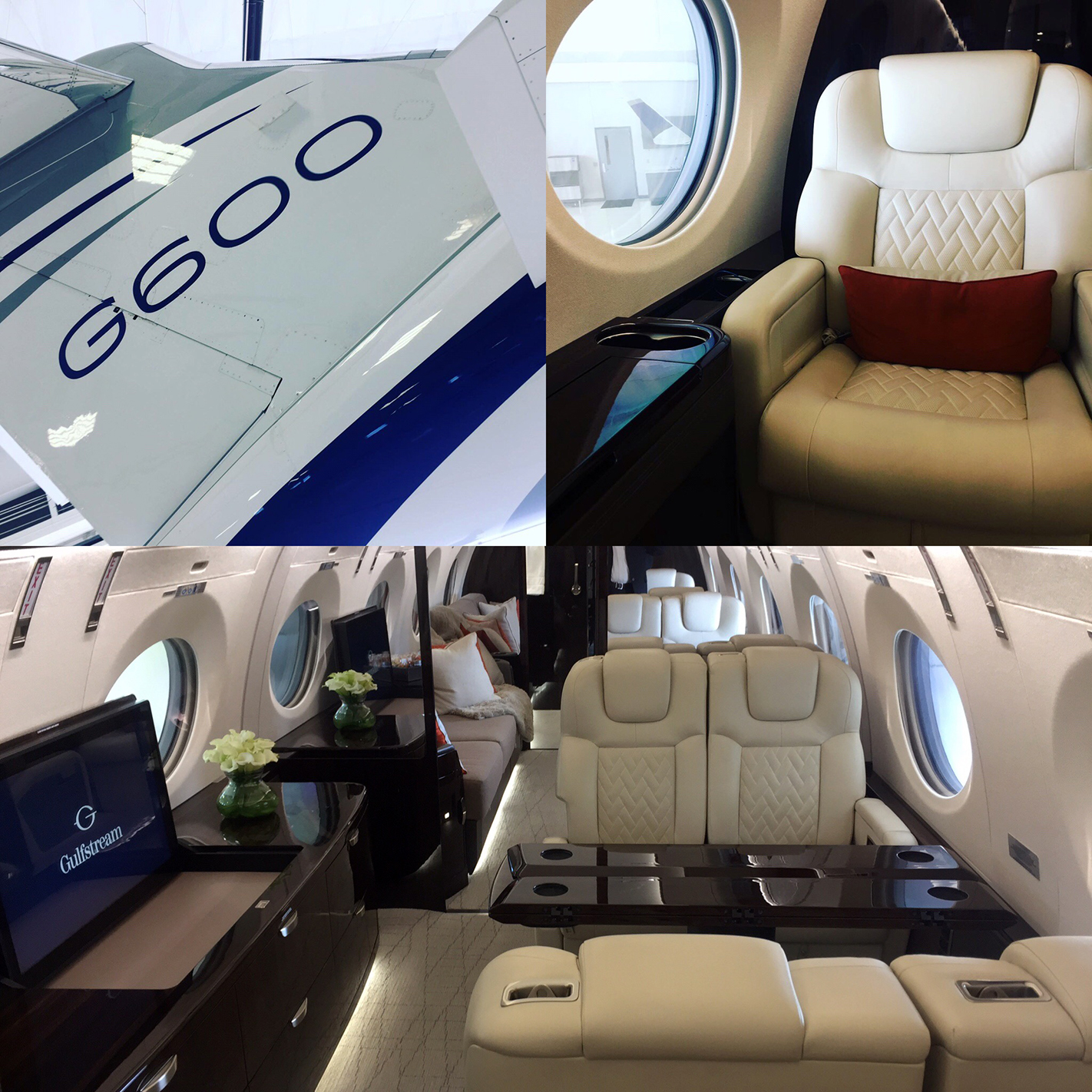 Gulfstream G600 Altivation Aircraft