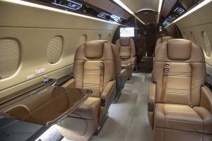Praetor 600 Interior Altivation Aircraft