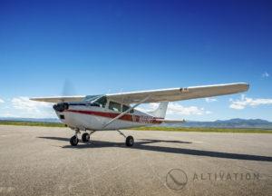 1960 Cessna 182C For Sale - Left Front Arrival