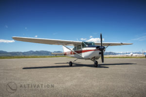 1960 Cessna 182C For Sale - Right Quarter Front