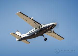 Cessna Caravan 208 Takeoff