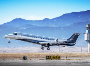 Legacy 650E Altivation Aircraft